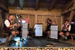 BBB Woodstock VIP-Zelt